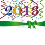 14594142-cute-and-elegant-card-on-new-year-2013-with-ribbons