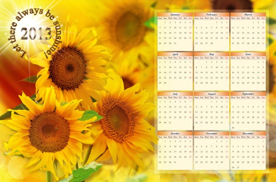 calendar-for-2013