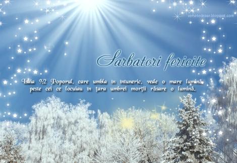 versete in imagini-felicitari crestine-iarna-sarbatori