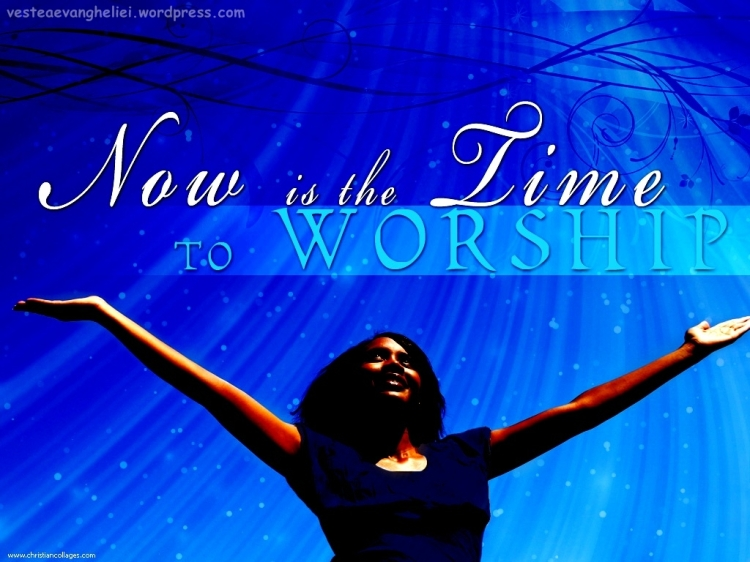 Time-to-Worship