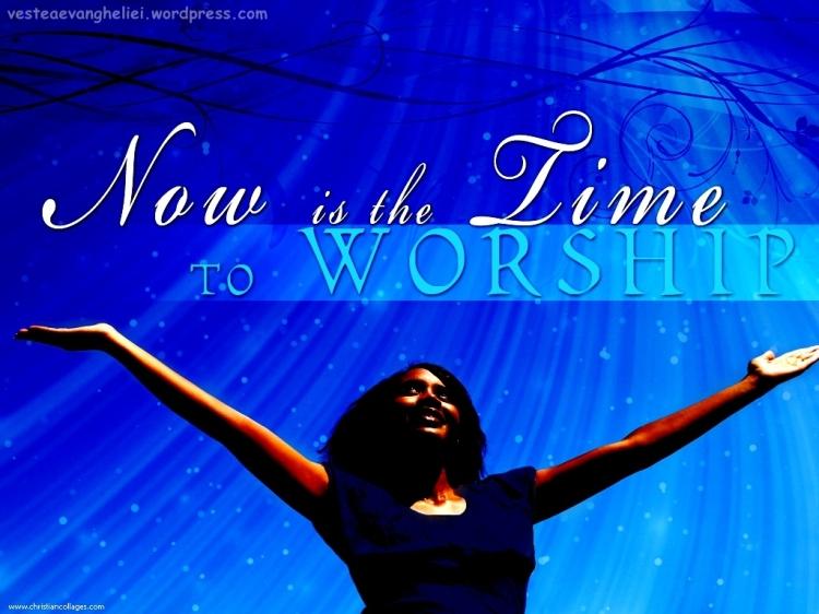 Time-to-Worship